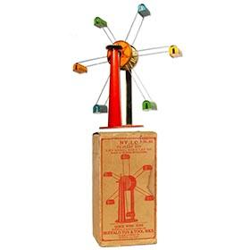 1925 Buffalo Toy & Tool, Hy-Lo Ferris Wheel in Original Box