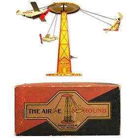 1927 Reeves, Air-E Go-Round in Original Box