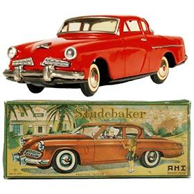 1954 Yoshiya, Studebaker Commander Coupe in Original Box