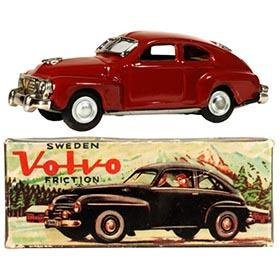 c.1955 Bandai, Volvo PV444 2-dr. Sedan in Original Box