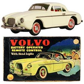 1956 Kaname, Volvo P1900 2-dr. Sport Coupe in Original Box