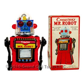 c.1960 Yonezawa, Mr. Robot In Original Box