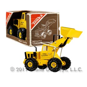 c.1968 Tonka No. 3920 Mighty Loader In Original Box