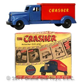 1947 Mercury Industrial, The Crasher Truck In Original Box