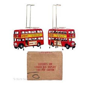 1962 Hayashi, 2 Gordon's Gin London Bus Displays in Original Box