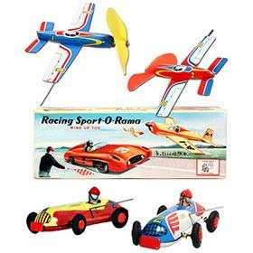 c.1960, Asahi Racing Sport-O-Rama in Original Box