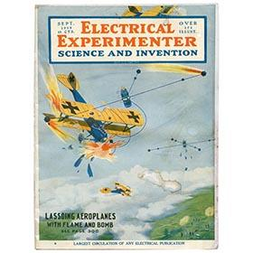 1918 Electrical Experimenter Science & Invention