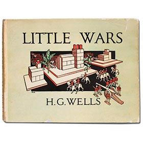 1931, H.G. Wells, Toy Soldiers Book of