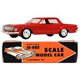 1962 Jo-Han, Dodge Dart 2dr. Hardtop Promotional Car in Original Box
