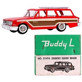 1965 Buddy L, Ford Country Squire Wagon in Original Box