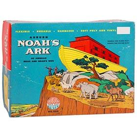 c.1961 Auburn, Noah's Ark in Original Box