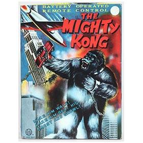 1962 Marx, The Mighty Kong in Original Box