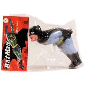 1966 Japan, Batman Water Gun Sealed in Original Bag