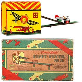 1929, Wolverine Sunny Andy Fleet Flyer in Original Box