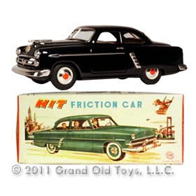 1952 Marusan/Kosuge Ford Customline Coupe In Original Box