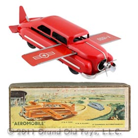 1952 Blomer Schuler, Aeromobile In Original Box