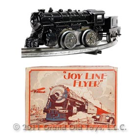 1932 Girard-Marx Joy Line Flyer In Original Box