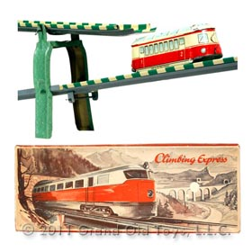 1952 Technofix Climbing Express In Original Box
