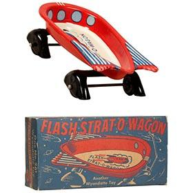1941 Wyandotte, Flash Strat-O-Wagon in Original Box