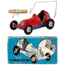 1948 Cox, Thimble Drome Champion Tether Car in Original Box