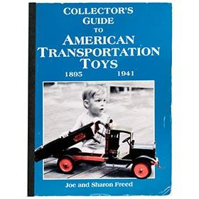 1995 Collectors Guide to Amer. Transportation Toys