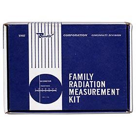 1962 Bendix, Family Radiation Measurement Kit in Original Box
