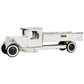 1933 Structo, No. 2814 Electrified Heavy Duty Wrecking Auto Truck