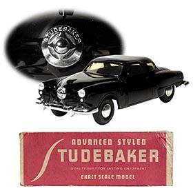 1950 AMT Studebaker Commander in Original Box