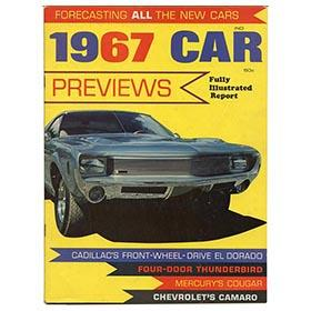 1967 Muscle Car Review Magazine