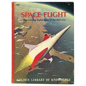 1961 Space Flight; Coming Exploration of the Universe