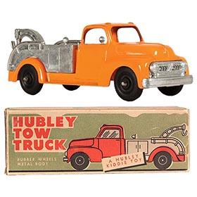 1954 Hubley, No.453 Kiddie Tow Truck in Original Box