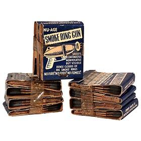 1954 Nu-Age Prod., 12 Books of Unused Smoke Ring Gun Pellets