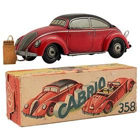 c.1946 Kellerman No.358 Cabrio Convertible in Original Box
