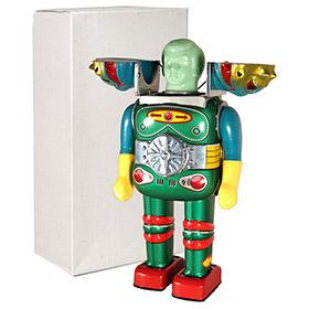 1972 Horikawa (Marumiya), ChangeMan Robot in Original Box