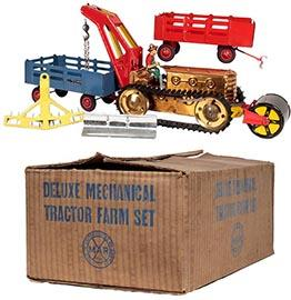 1939 Marx Deluxe Farm Set in Original Box