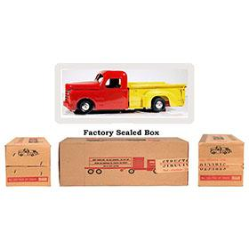 1958 Structo, No. 210 Steel Pick-Up Truck in Factory Sealed Box