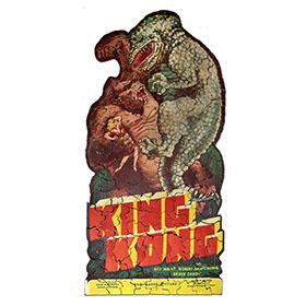 1933 RKO Radio Pictures, King Kong Jigsaw Puzzle