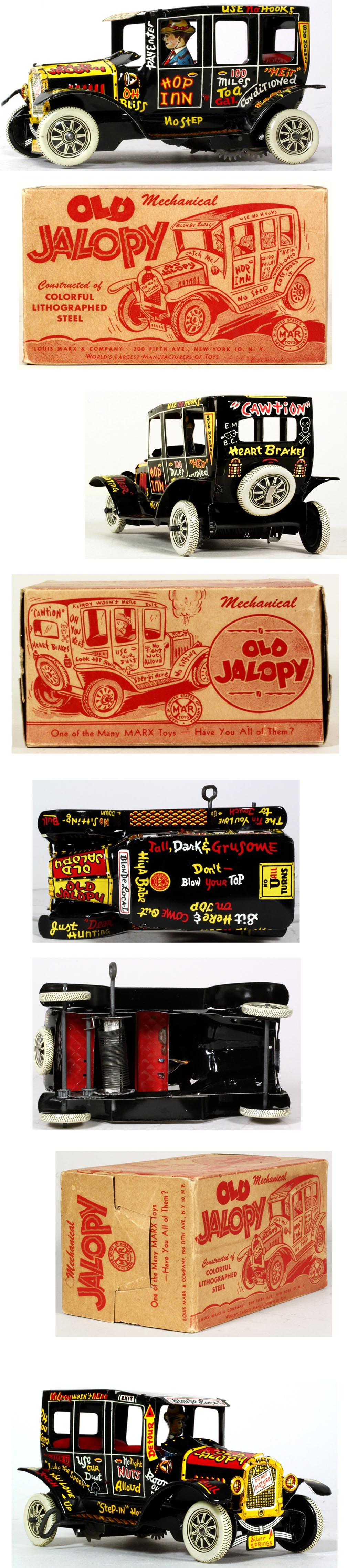 �Old Jalopy� by Marx.